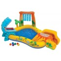 PISCINA GONFIABILE INTEX BAMBINI PLAY CENTER DINOSAURI ART. 57444