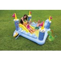 PISCINA GONFIABILE INTEX BAMBINI FANTASY CASTELLO DRAGO ART. 57138