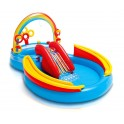 PISCINA GONFIABILE INTEX ARCOBALENO PLAY CENTER ART. 57453