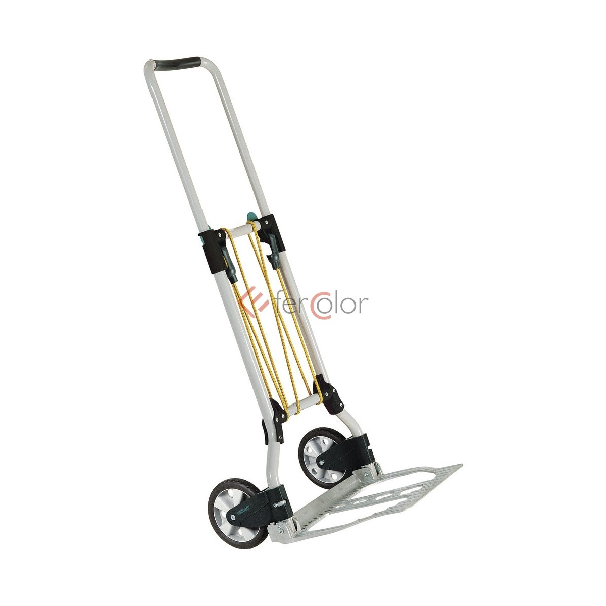 CARRELLO PROFESSIONALE RIBALTABILE WOLFCRAFT 70 KG - art. TS 600