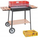 BARBECUE A CARBONE EXCELSIOR 63X43X88H